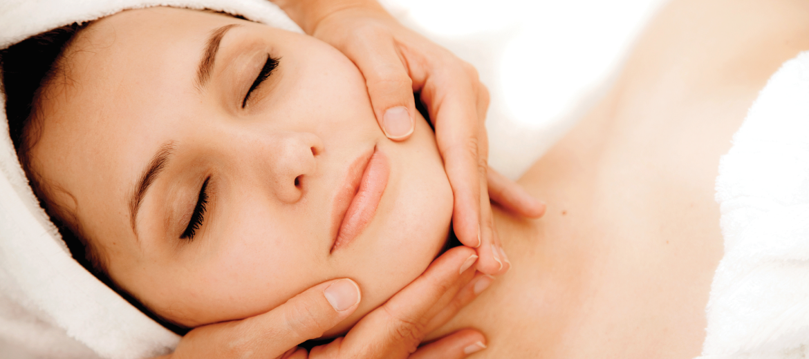 best relaxing facial in dubai
