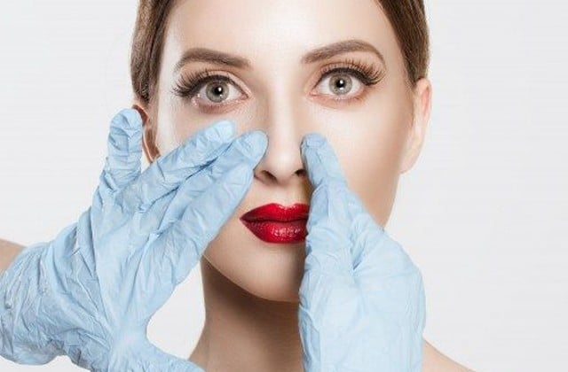 best nose shaping clinic in dubai